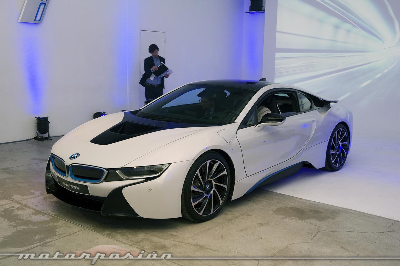 Foto de BMW i8, primeras impresiones (7/21)