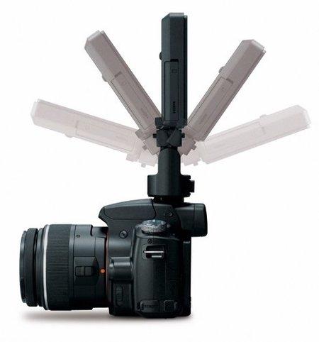 Clip-On LCD, lo nuevo de Sony para grabar vídeo con las réflex