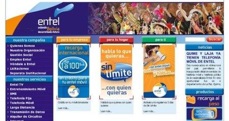 100 millones a Telecom Italia por la nacionalizada Entel, lider en Bolivia