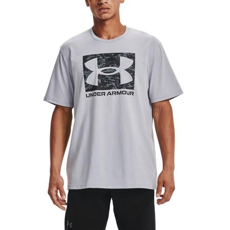 Camiseta De Hombre Abc Camo Boxed All Athletes Under Armour