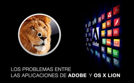 Los problemas entre las aplicaciones de Adobe y OS X Lion