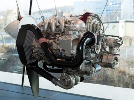 Porsche PFM 3200 Engine Porsche Museum