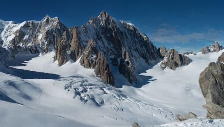 Esta panorámica del Mont Blanc es ya la imagen más grande del mundo