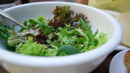 Consejos para cocinar hojas verdes