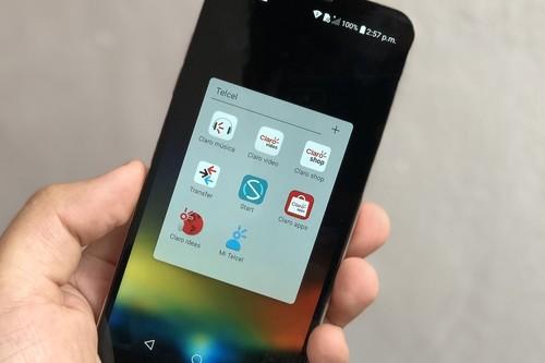 Cómo eliminar las apps preinstaladas de Telcel en Android sin ser root
