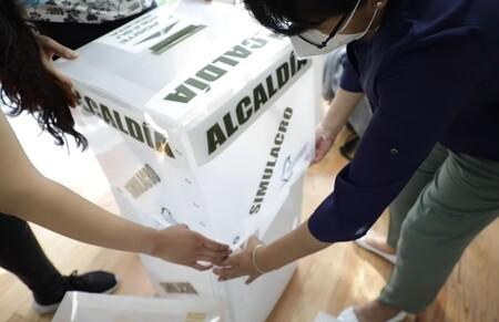 Como Ver En Internet Los Resultados De Las Elecciones 2021 En Tiempo Real A Partir Del Cierre De Las Casillas En Mexico