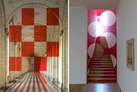 Ilusiones anamórficas, por Felice Varini