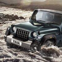 """Un """"plagio"""" más a la lista: Jeep busca que Mahindra no comercialice su último lanzamiento Thar"""