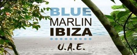 Blue Marlin Ibiza... en los Emiratos Árabes
