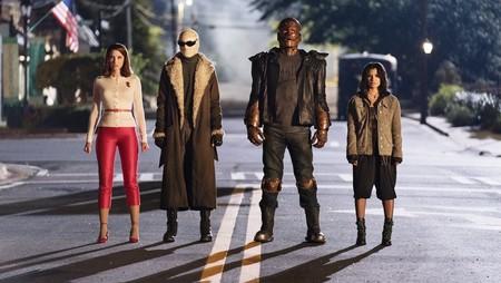 'Doom Patrol' arranca celebrando la diferencia dentro de las series superheroicas