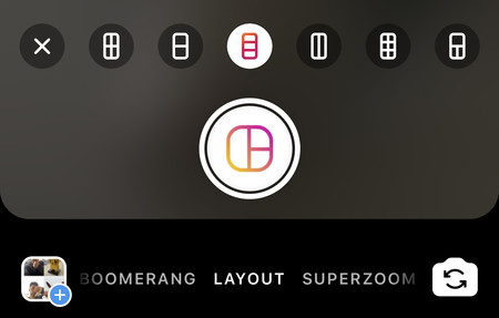 Instagram ya permite hacer un collage de fotos en las Historias: así es la nueva función Layout