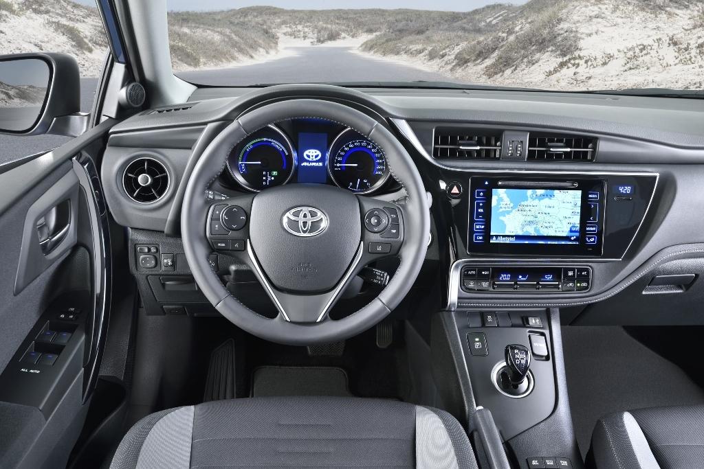 Foto de Toyota Auris (4/16)