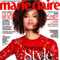 Marie Claire USA: Fresh Faces