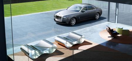 Más de la mitad de los clientes de Rolls-Royce personalizan su vehículo
