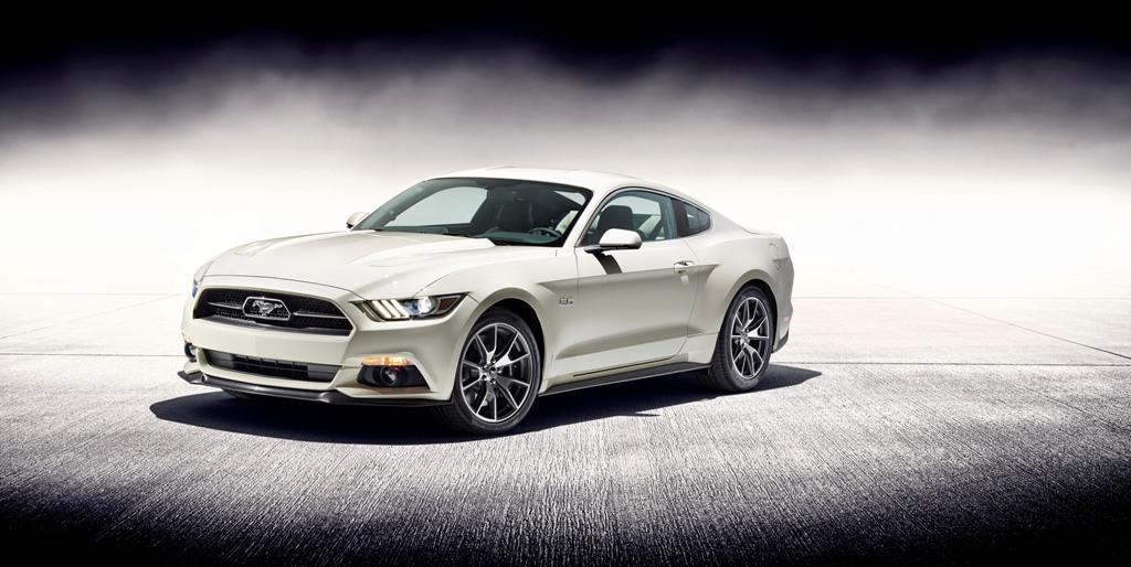 Foto de Ford Mustang 50 Aniversario (3/21)
