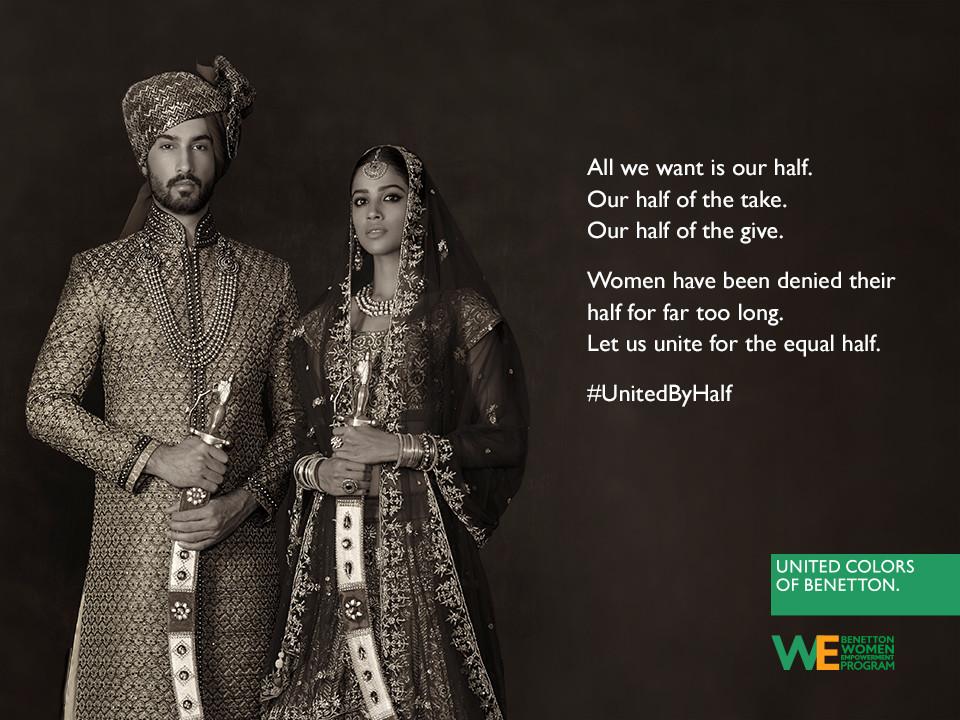 Foto de Hoy es Día Internacional de la Mujer y Benetton lucha por la igualdad entre hombres y mujeres (8/19)