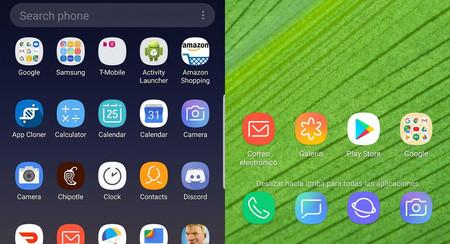 El Samsung Experience Launcher de Android Pie, disponible para cualquier Samsung con Oreo