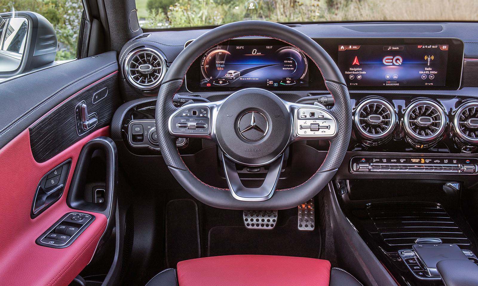Foto de Los nuevos híbridos enchufables de Mercedes-Benz: Clase A, Clase B, GLC y GLE (21/29)