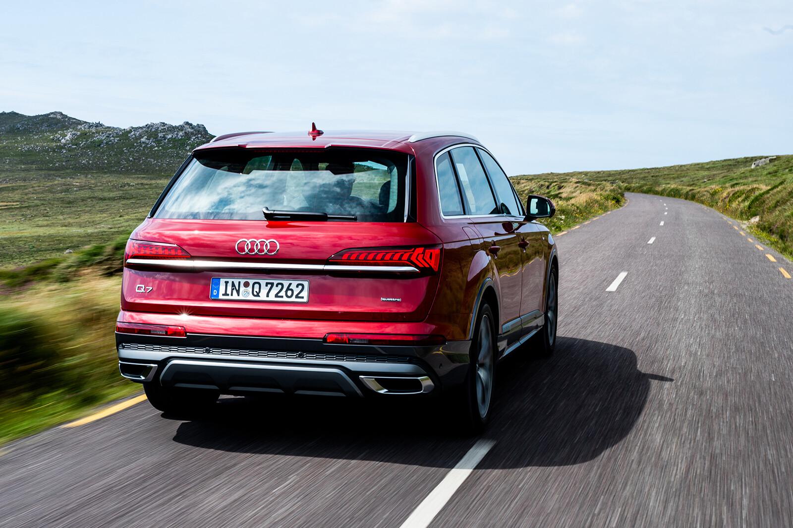 Foto de Audi Q7 2021 (13/30)
