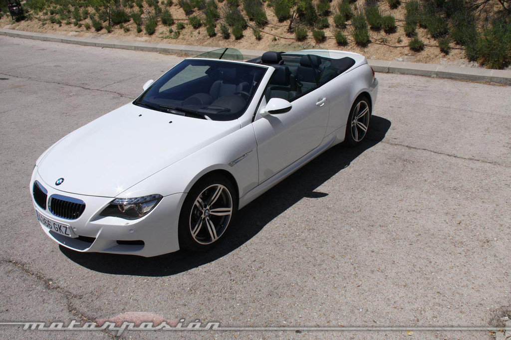 BMW M6 Cabrio (prueba)