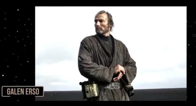 Primer vistazo a Mads Mikkelsen en Rogue One