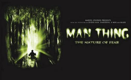 Cómic en cine: 'Man-thing. La naturaleza del miedo', de Brett Leonard
