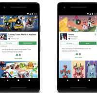 Google Play ya permite probar juegos de pago y próximos lanzamientos, y sin tener que instalarlos