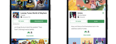 Google Play Games launches dark theme, shortcuts, and more
