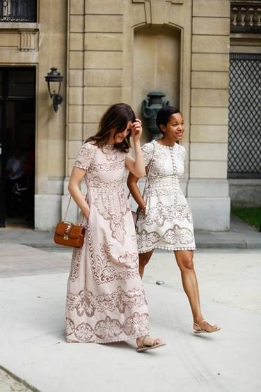 Tendencias low-cost Primavera-Verano 2013: vestidos como el tapete de casa la abuela