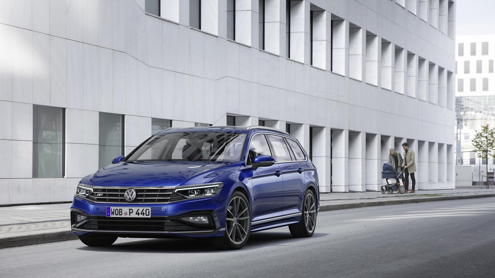 Foto de Volkswagen Passat 2019 (40/53)