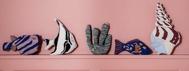 Siete complementos reinterpretados para decorar una habitación infantil, la serie Fruiticana es la más deseada entre los pequeños