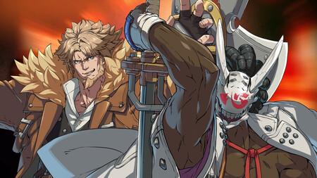 Guilty Gear Strive: un demoledor espectáculo de lucha,  anime y rock'n'roll