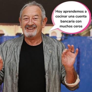 Los negocios desconocidos de Karlos Arguiñano con los que factura más de cinco millones de euros: televisión, motos, hotel... y hasta pelota vasca
