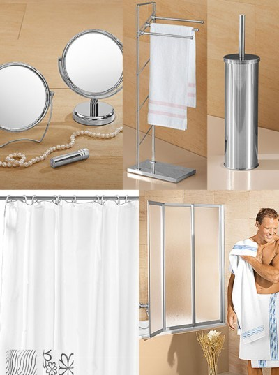 Baño y ducha en Lidl