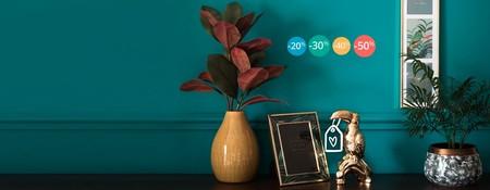 No pierdas la oportunidad de remodelar la decoración de la casa con estas 15 irresistibles ofertas de Maisons du Monde