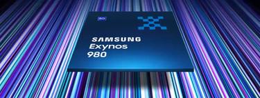 Exynos 980: el primer chip de Samsung con módem 5G integrado está destinado a la gama media premium