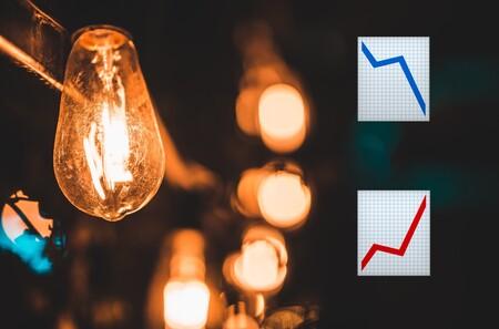 El coste de la luz se ha disparado hoy: con esta web y este bot de Telegram puedes saber el precio de cada hora