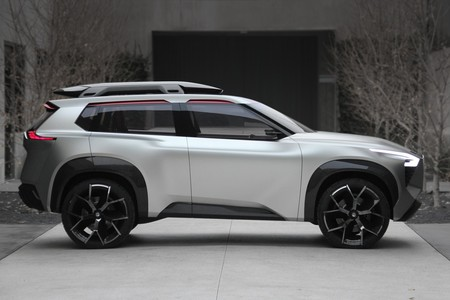 Nissan Xmotion Suv 1