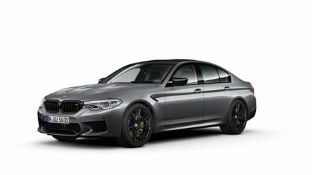 Se filtra el BMW M5 Competition Package, porque la bestia puede crecer más