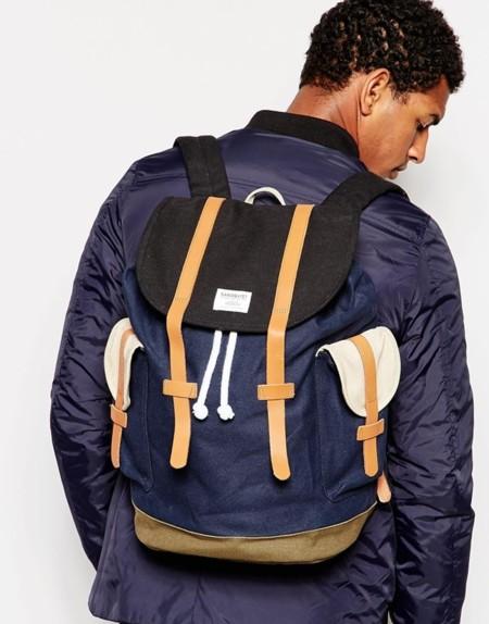 Las mochilas de Sandqvist son para el otoño