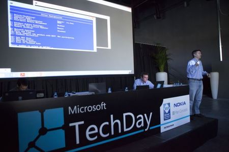 TechDay 2012 Kinect Windows 2012 Server