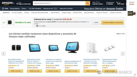 Amazon Otros usuarios también compraron