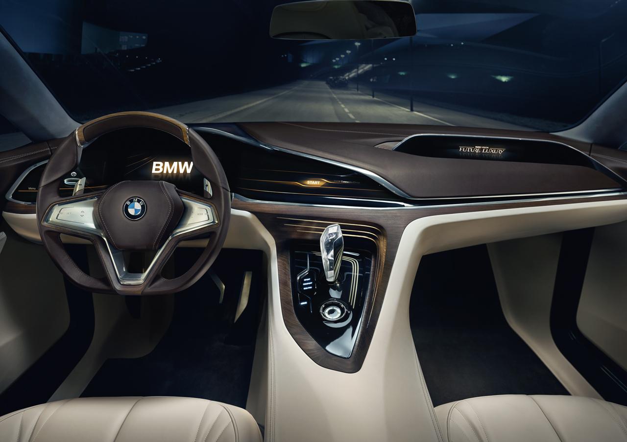 Foto de BMW Vision Future Luxury (34/42)