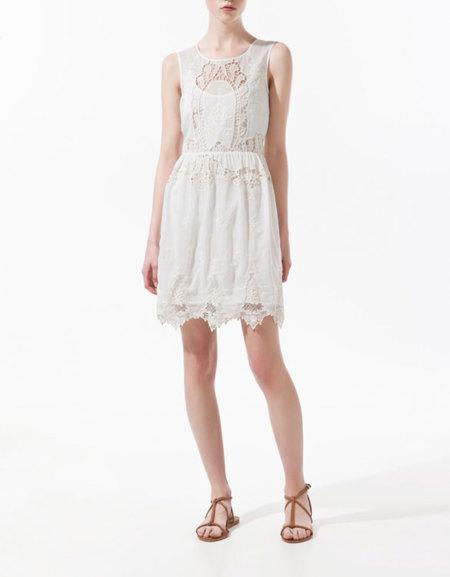 ad21727ed Quiero un vestido blanco para este verano