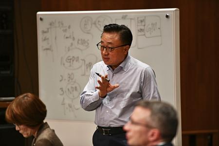 Dj Koh Presidente y CEO de Samsung Electronics