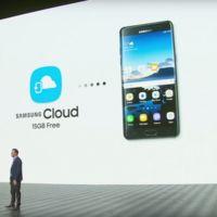 El Galaxy Note 7 no ha llegado solo, llega la nube de Samsung