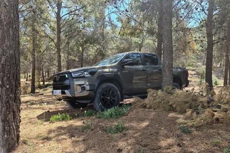 Probamos el Toyota Hilux INVINCIBLE, un pick up que convence