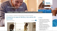 Mi mundo Philips: el nuevo proyecto de empresa de Weblogs SL para una vida en casa mejor