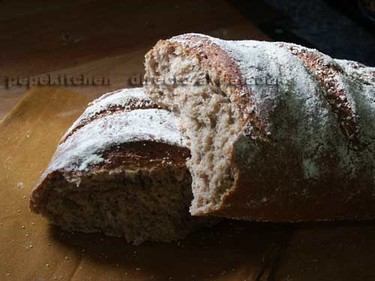 Receta de pan de espelta casero, un pan medieval