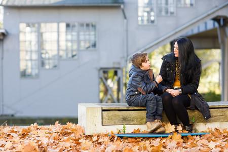 El método de escucha activa en la crianza de tus hijos: ¿a que no te gusta que te hablen desde arriba?